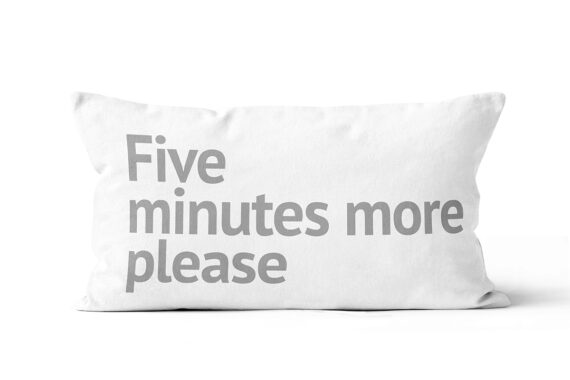 5 Minutes More